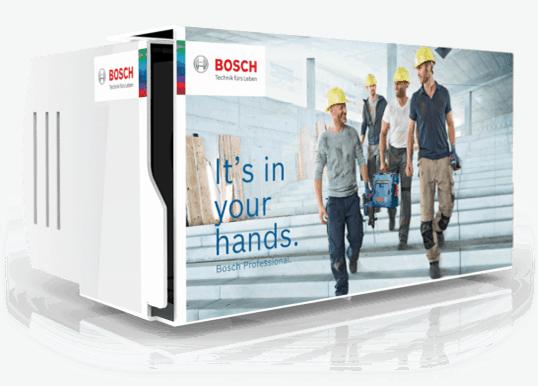 Bosch VR-Cardboard