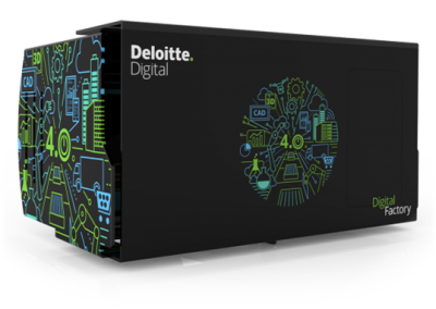 Deloitte Digital Virtual Reality Cardboards
