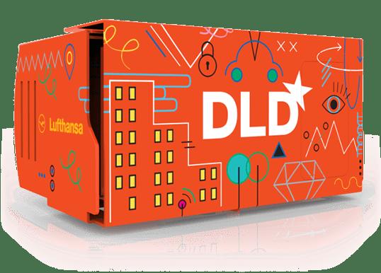 DLD VR-Brille