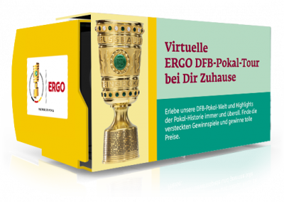ERGO / DFB - Virtuelle Pokal-Tour - Shade Cardboard
