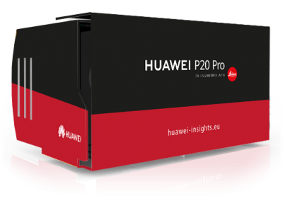 Huawai Virtual Reality Cardboard