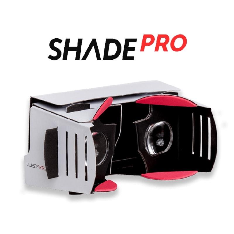 Nachhaltigen Eindruck sichern mit der ShadePro