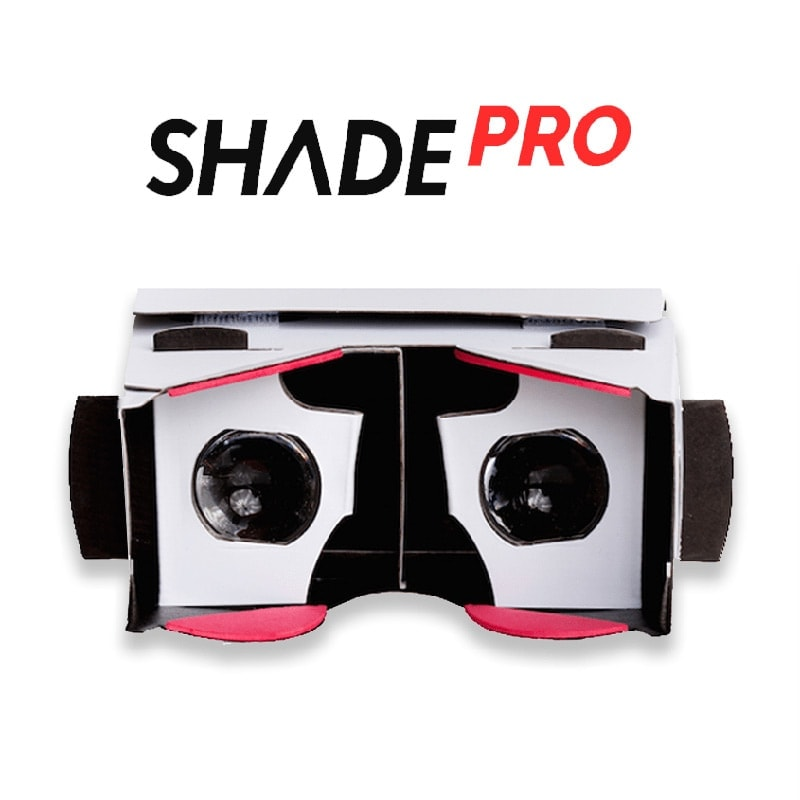 ShadePro - Das hochwertige VR-Cardboard