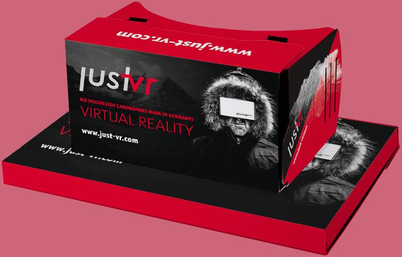 Shade - Just VR-Cardboard