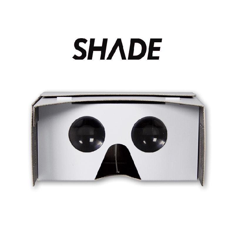 VR erleben - Shade Cardboard