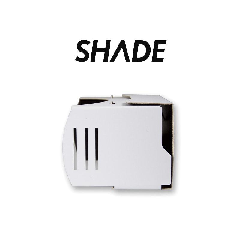 Seitenansicht der Shade