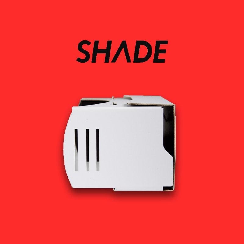 Shade - Individuell bedruckbares VR-Cardboard
